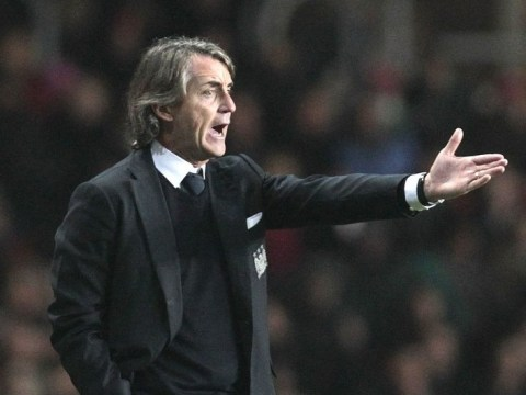 Roberto Mancini: Manchester City are still better than Premier League champions-elect Manchester United