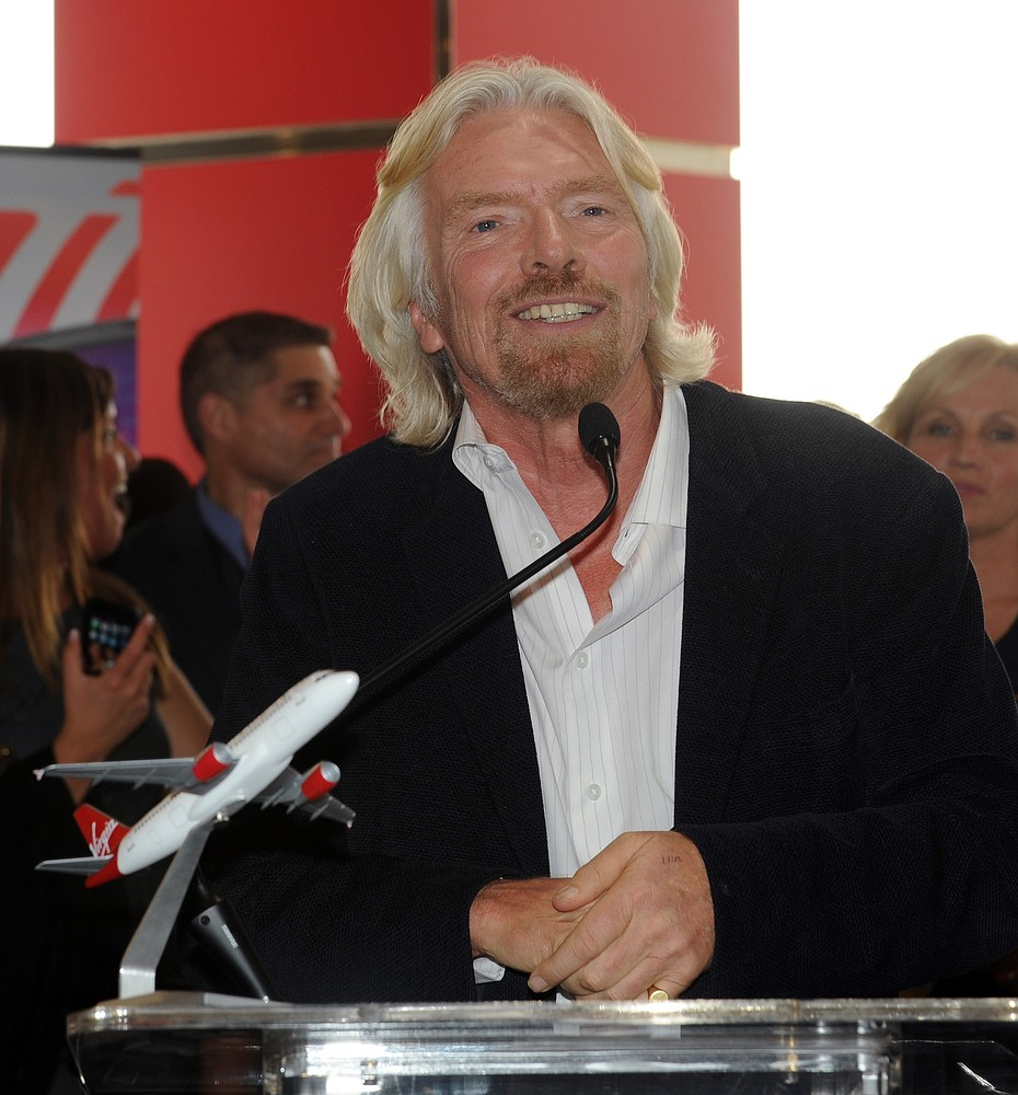 Virgin Galactic space flights: The Scotties who don't want to be beamed up