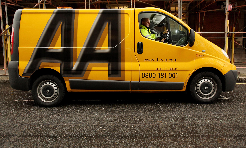AA refuse to retrieve car belonging to dead 'Santa'