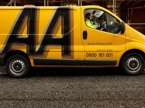 AA refuse to retrieve car belonging to dead 'Santa'