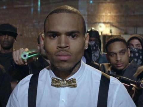 Chris Brown 'could face jail over fender bender'