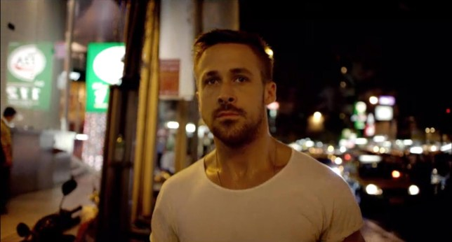 Ryan Gosling plays an ex-boxer-turned-gangster in Only God Forgives (Picture: YouTube)