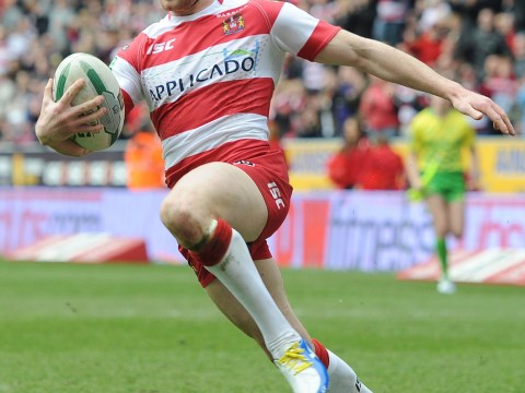Sam Tomkins bags four tries as Wigan trounce Leigh in Challenge Cup