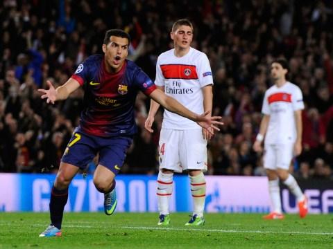 Gallery: Barcelona win against Paris Saint-Germain in UEFA Champions League quarter-final