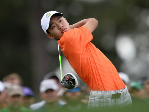 Guan Tianlang vows to 'make more miracles' after battling back to make The Masters cut