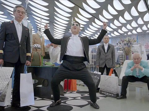 Psy's Gentleman gets over 18m YouTube hits in 24 hours