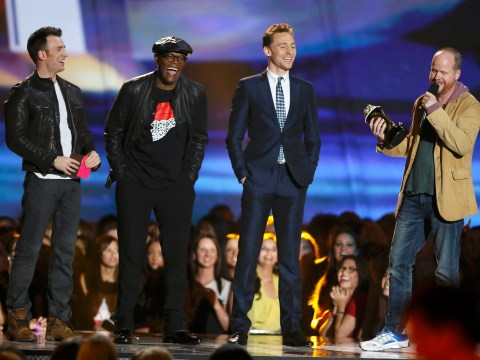 MTV Movie Awards 2013 dominated by The Avengers