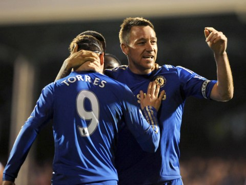 John Terry at the double as Chelsea cruise past Fulham in west London derby