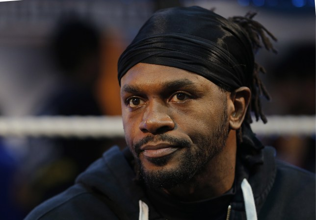 Audley Harrison Feature