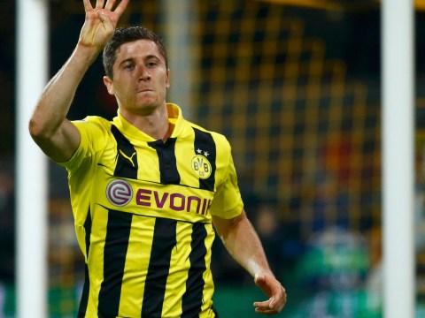 Gallery: Borussia Dortmund v Real Madrid Champions League semi-final 2013