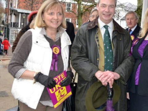 UKIP candidate Anna-Marie Crampton suspended over Holocaust comments