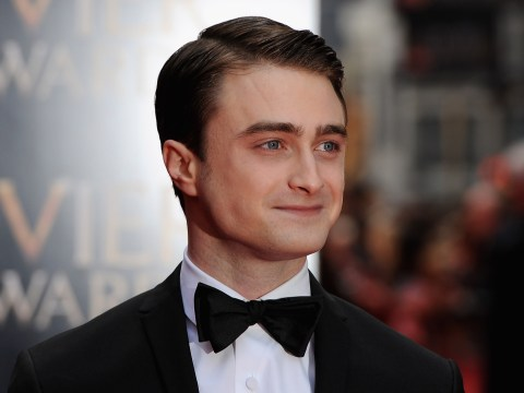 Daniel Radcliffe counts himself out of JK Rowling's Harry Potter-inspired film