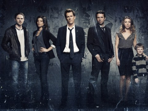 Kevin Bacon thanks fans for their support after his TV show The Following is cancelled