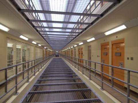 Fifty Shades of Grey popular among female prisoners