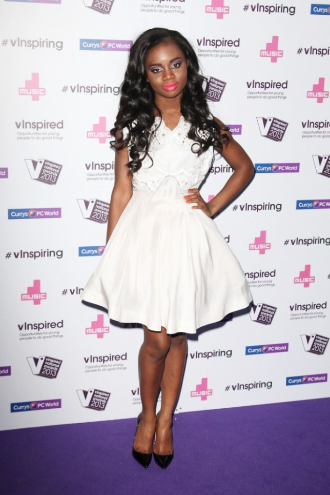 26 MARCH 2013 - LONDON - UK A*M*E CELEB ATTEND THE VINSPIRED NATIONAL AWARDS 2013 IN LONDON.  BYLINE MUST READ : XPOSUREPHOTOS.COM ***UK CLIENTS - PICTURES CONTAINING CHILDREN PLEASE PIXELATE FACE PRIOR TO PUBLICATION *** **UK AND USA CLIENTS MUST CALL PRIOR TO TV OR ONLINE USAGE PLEASE TELEPHONE  44 (0) 208 370 0291 or 1 310 600 4723