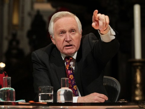 David Dimbleby hits out at sexism and ageism on TV