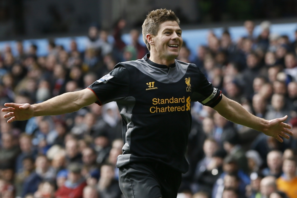 Steven Gerrard will lead Liverpool for rest of career, insists Jamie Carragher