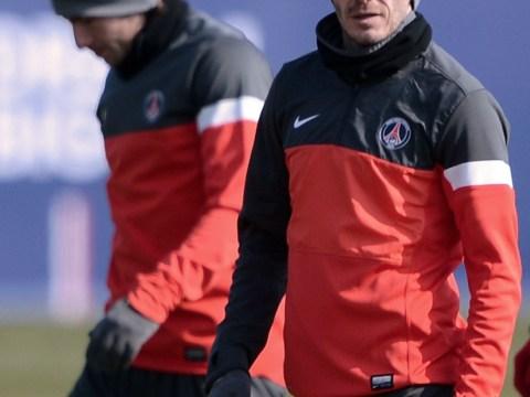 David Beckham still hopeful of England recall