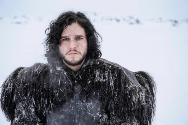 Game Of Thrones, Series 3 EP301 Featuring Kit Harrington as Jon Snow    HBO Enterprises