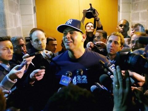 Entire team earns less than New York Yankees star's £19million as 2013 season begins