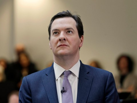 George Osborne defends government's controversial benefits changes