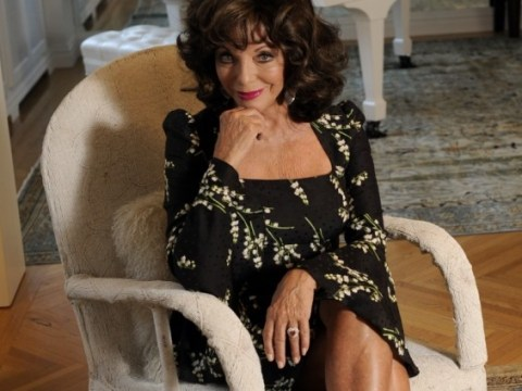 Joan Collins: I've never learned how to iron or hoover, but I do everything else