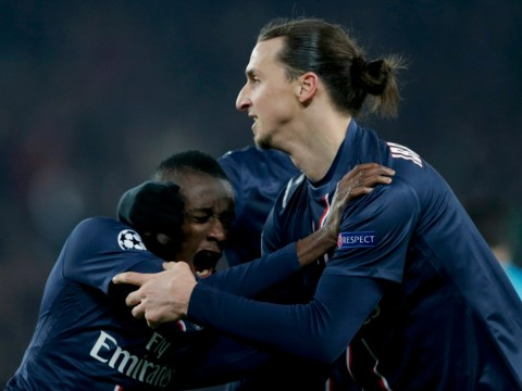 David Beckham features as PSG snatch last-gasp draw against Barcelona