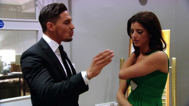 Mario Falcone and Lucy Mec