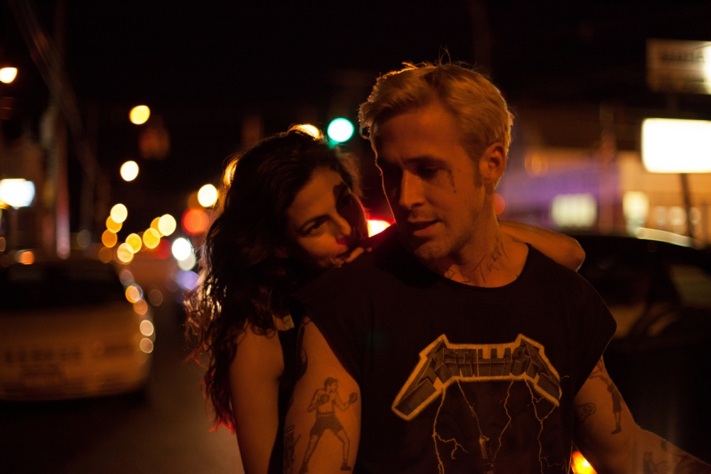 Eva Mendes and Ryan Gosling in The Place Beyond The Pines (Picture: Focus Features)