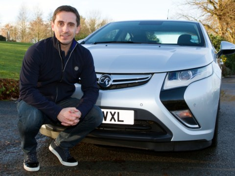Gary Neville: The former Manchester United star's defence of his green agenda