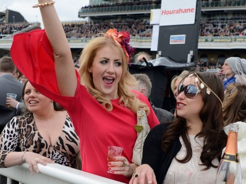 Gallery: Aintree Grand national 2013 Ladies' Day fashion