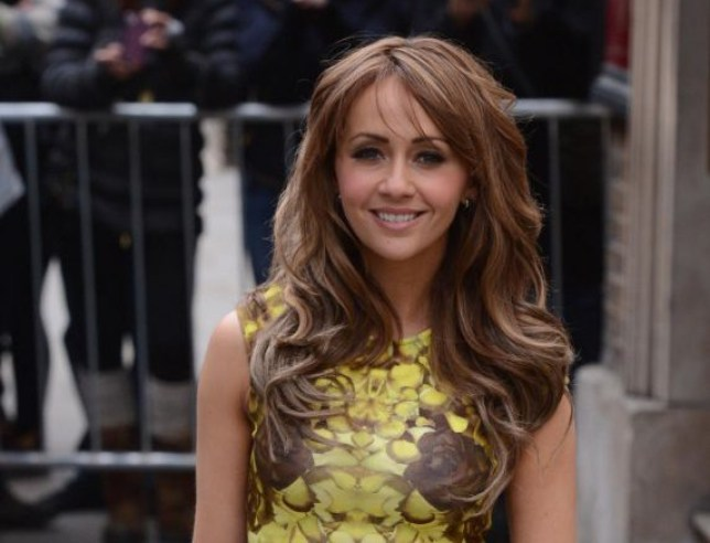 Actress Samia Ghadie arrives for the wedding of Coronation Street actress Helen Worth, who plays Gail Platt in the popular television soap opera, to Trevor Dawson at St James Church in London. PRESS ASSOCIATION Photo. Picture date: Saturday April 6, 2013. See PA story SHOWBIZ Wedding. Photo credit should read: Stefan Rousseau/PA Wire