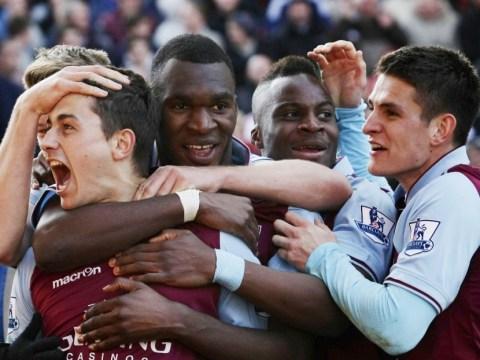 Paul Lambert: Matthew Lowton's goal the best you'll see in Europe