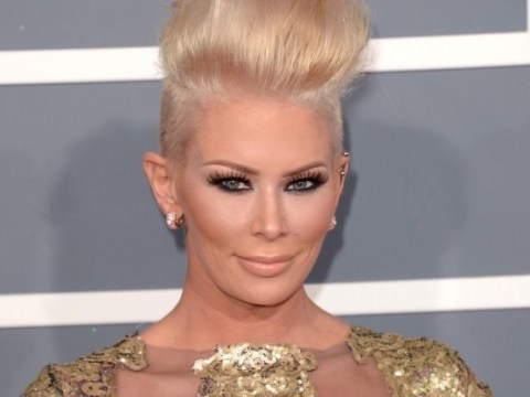 Porn star Jenna Jameson celebrates her birthday by being arrested for allegedly battering a person