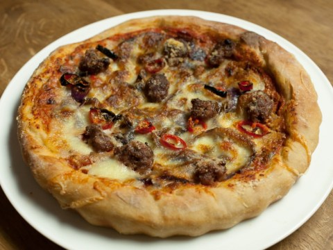 How to cook the ultimate deep-pan pizza