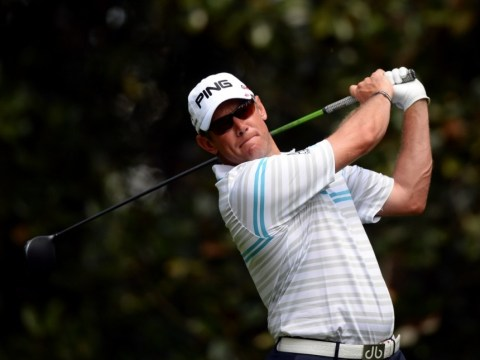 The Masters: Lee Westwood in defiant mood at Augusta