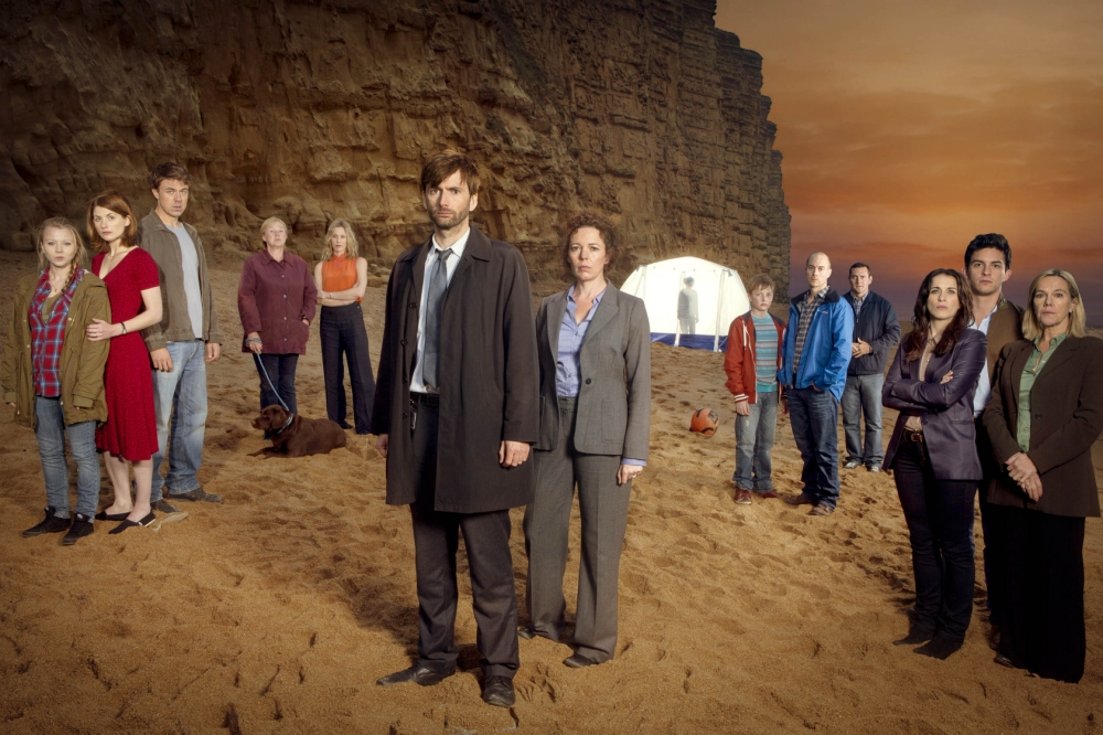 Broadchurch writer: Series two first and last scenes are already written