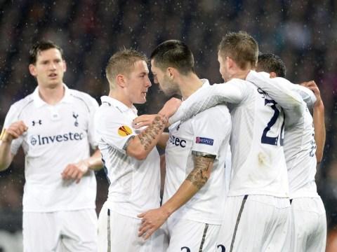 Gallery: Basel v Tottenham Hotspur 12 April 2013