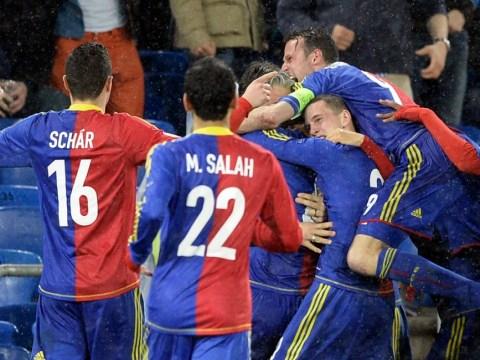10-man Tottenham defeated on penalties as FC Basel reach Europa League last four