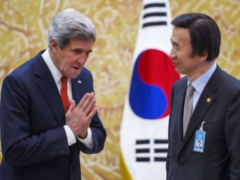 Gallery: John Kerry in South Korea for North Korea talks