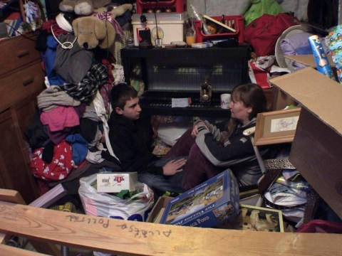 Olivia Colman was the best thing about seen-it-all-before The Hoarder Next Door