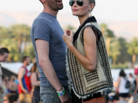 Congratulations: Kate Bosworth and Michael Polish marry in 'intimate ceremony'