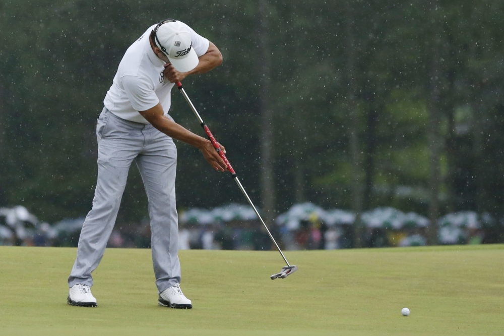 Adam Scott's Masters win putts anchor ban back on the agenda