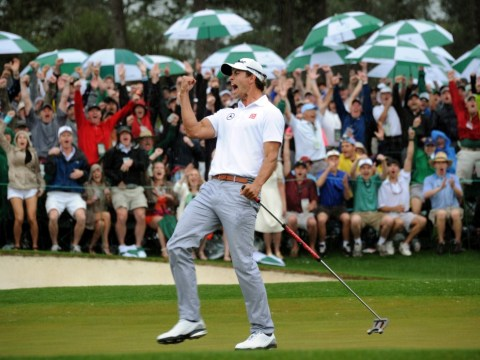 Gallery: Adam Scott wins Masters 2013 after dramatic play-off