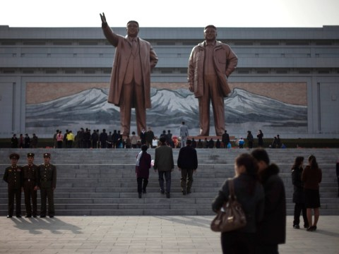 Gallery: North Korea marks Kim Il-sung's 101st birthday