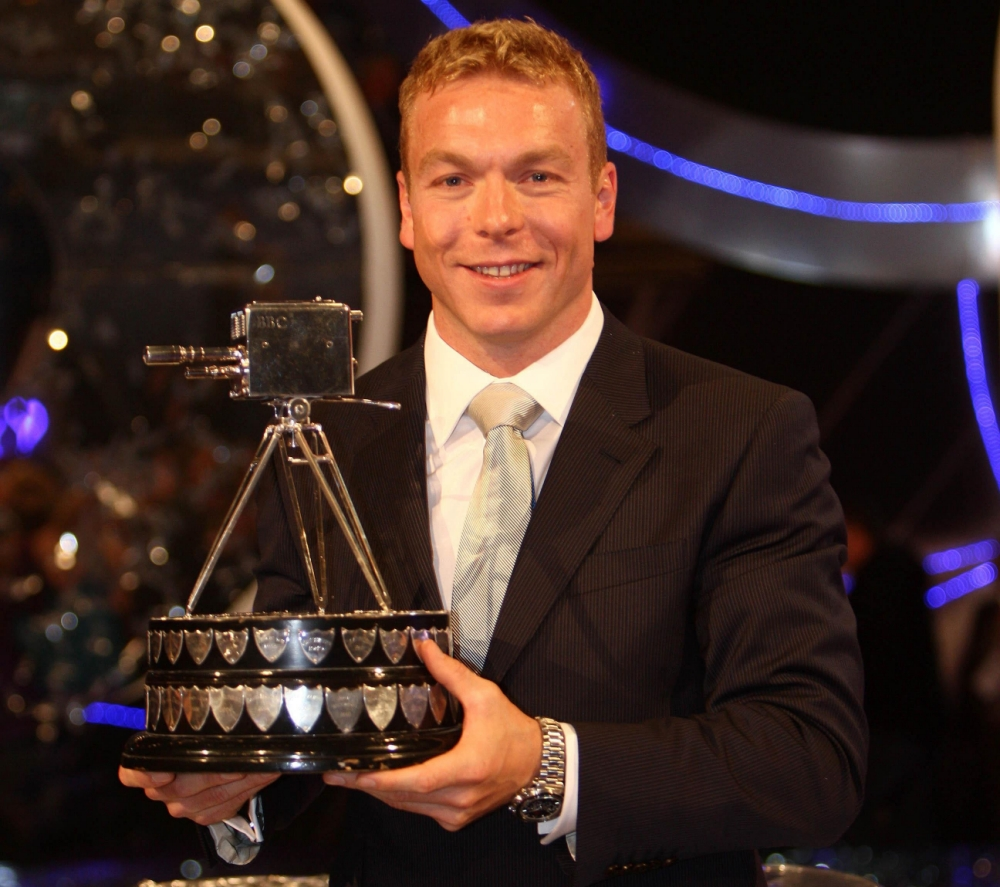 File photo dated 14/12/2008 of 2008 BBC Sports Personality Of The Year winner Chris Hoy. PRESS ASSOCIATION Photo. Issue date: Monday April 15, 2013. Six-time Olympic champion Sir Chris Hoy is to hold a media conference in his home city of Edinburgh on Thursday where he is expected to announce his retirement. See PA story CYCLING Hoy. Photo credit should read: David Davies/PA Wire