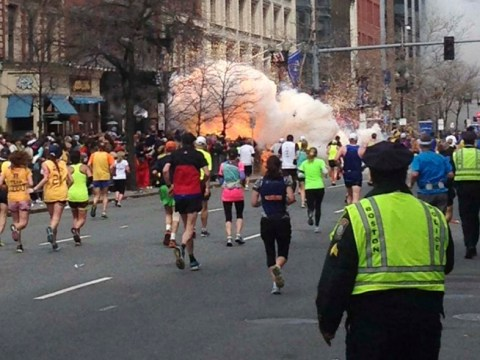 Top 10 viral videos of the week: Boston marathon explosion and 10,000 domino iPhone 5s