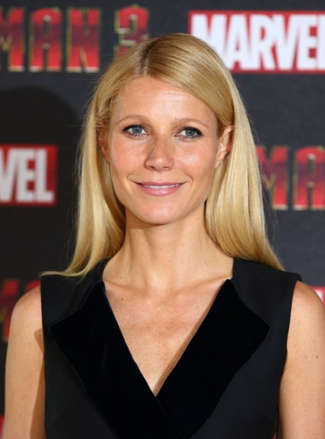 LONDON, ENGLAND - APRIL 17:  Gwyneth Paltrow attends the Iron Man 3 photocall at The Dorchester on April 17, 2013 in London, England.  (Photo by Mike Marsland/Getty Images)
