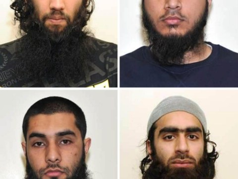 Terror plotters who planned to blow up TA centre with toy car jailed