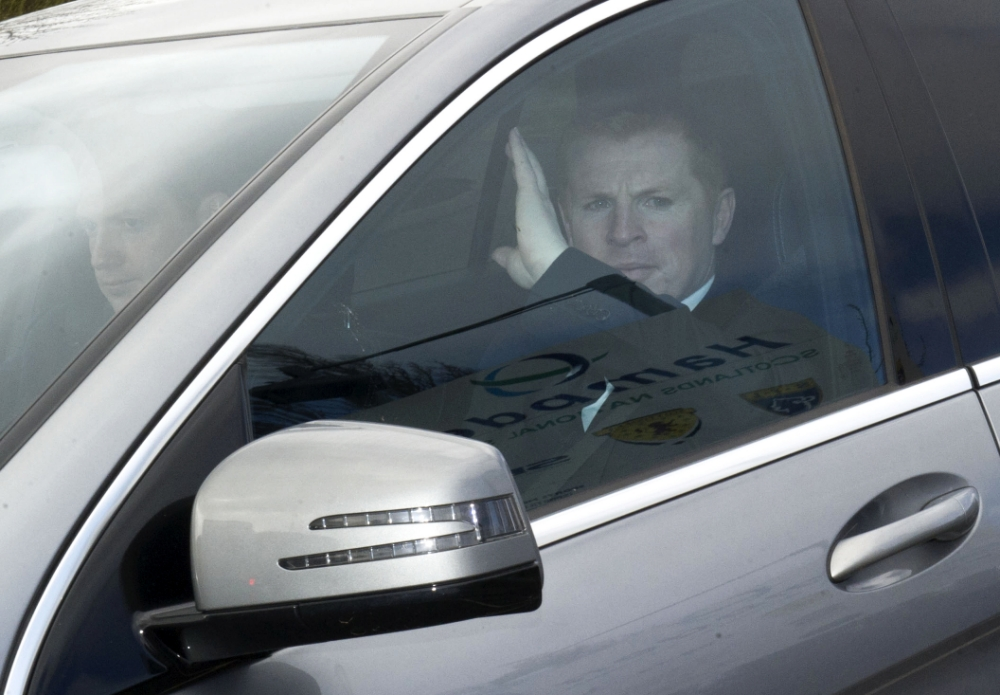 Neil Lennon's foul-mouthed outburst triggers ban for Celtic manager